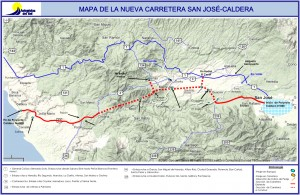 San Jose to Caldera Highway